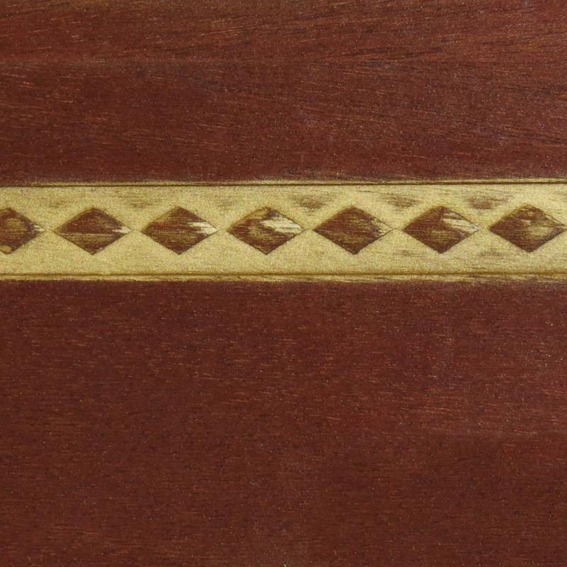 020 Краситель Черешня (гладкий шпон) Патина золото