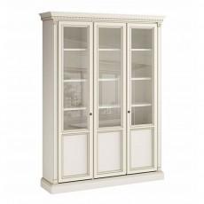 Библиотека 3х дверная Bianco
