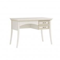 Стол письменный 2 ящика Bianco