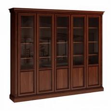 Библиотека 5х дверная Ciliegio