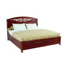 Кровать со вставкой без изножья 6021/C 6071/С