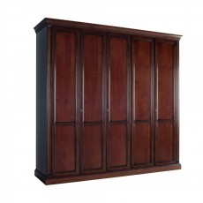 Шкаф 5-ти створчатый 7520/С