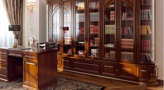 Библиотеки и кабинеты